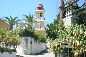 Near Korakades, Corfu