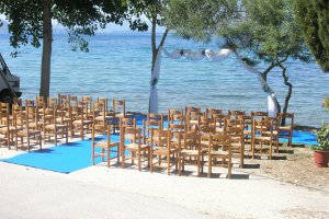 The wedding, Corfu